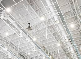Hvls Ceiling Fans Residential by These Hvls Fans Let You Blend In Or Stand Out Gb U0026d