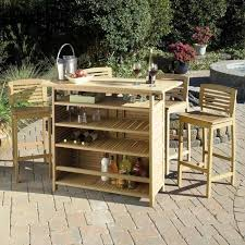 Cheap Patio Bar Ideas by Mini Outdoor Patio Bar Sets Unique For Elegant Residence Furniture