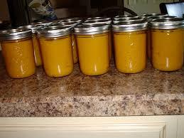 Pressure Canning Pumpkin Puree by Texan Pumpkin Puree Done