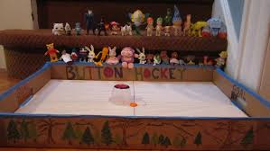 Button Hockey Game