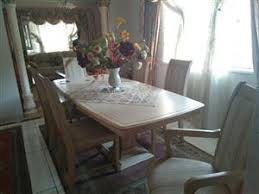 Dining Room Suite And Sideboard