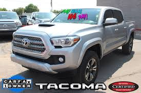 Certified Pre-Owned 2017 Toyota Tacoma TRD Sport Double Cab Truck In ... Top Of The Line Toyota Tacoma Crew Cab Pickup Trucks For Sale New 2018 Specials Wichita Truck Purchase Lease Deals Cars And That Will Return Highest Resale Values Heres What It Cost To Make A Cheap As Reliable Craigslist Toyota 44 Luxury Used Lovely For Fresh Buy Ta Xtracab 2003 Xtracab Automatic At Kearny Mesa 2016 First Drive Autoweek Trd Offroad Double In Chilliwack Beautiful Near Me Enthill Auto And Car Model Sale Value 2013
