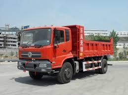 100 4x2 Truck Dongfeng 4X2 Dump Truck 160HP