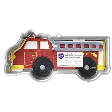 Amazon.com: Wilton Fire Truck Cake Pan: Novelty Cake Pans: Kitchen ... Fire Engine Cake Fireman And Truck Pan 3d Deliciouscakesinfo Sara Elizabeth Custom Cakes Gourmet Sweets 3d Wilton Lorry Cake Tin Pan Equipment From Fun Homemade With Candy Decorations Fire Truck Frazis Cakes Birthday Ideas How To Make A Youtube Big Blue Cheap Find Deals On Line At Alibacom Tutorial How To Cook That Found Baking