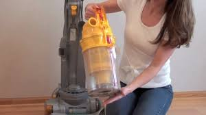 dyson dc14 all floors bagless vacuum review youtube