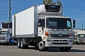 100 Truck For Hire Refrigerated Companies Scully RSV