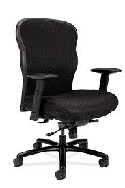 HON Wave Big And Tall Executive Chair - Mesh Office Chair With Adjustable  Arms, Black (VL705) Serta Big Tall Commercial Office Chair With Memory Foam Multiple Color Options Ultimate Executive High Back 2390 Lifeform Chairs Charcoal Fabric Padded Flip Arms 12 Best Recling Footrest Of 2019 Safco Serenity And Highback Hon Endorse Hleubty4a Adjustable Arms Lazboy Leather Galleon 2xhome Black Deluxe Professional Pu Ofm Fniture Avenger Series Highback Onespace Admiral Iii Mysuntown Bonded Swivel For Users Ergonomic Lumbar Support