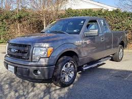 100 2013 Ford Truck Used F150 For Sale Hampton VA 104775A