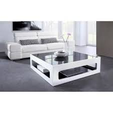 table basse carre laquee blanc achat vente table basse carre