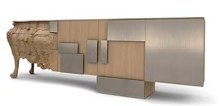 Con Fused Furniture Design Hybrid Historic Modern Style