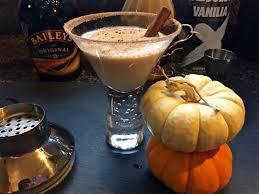 Pumpkin Spice Kahlua Drinks by Pumpkin Pie Spice Vanilla Vodka Martini Travels With Mai Tai Tom