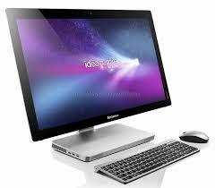 ordinateurs de bureau tout en un test de l ordinateur tout en un tactile lenovo ideacenter a720 sous