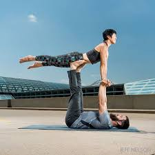 Acro Yoga 101 A Classic Sequence For Beginners