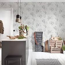 patterned wallpaper moderne designer küche 3d vliestapete