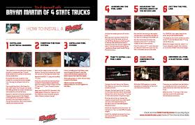 100 4 State Truck FASS HowTo S