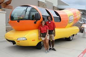 Oscar Mayer Wienermobile Makes Appearance In Houston ...