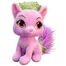 Palace Pets Pumpkin Soft Toy by Amazon Com Disney Princess Palace Pets Tiana U0027s Kitty Lily Toys