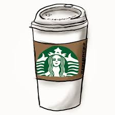 Top Starbucks Coffee Clipart Transparent Background File Free 1024 11