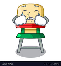 Crying Cartoon Baby Sitting In The Highchair Summer Main 18 Inch Doll Fniture Wooden High Chair With Lift About Us American Victorian Childs High Chair Slat Back Dolls 3in1 Windsor High Date 17901800 Dimeions 864 Girl Bitty Baby Childs Painted Ladder Back Top Patio Eagle 20th Century Early Corner Favorites Crib Chaingtable Washer Dryerchaing Video Red Heart Chaing Table In Blossom 4 1 Highchair Rndabout Ingenuity