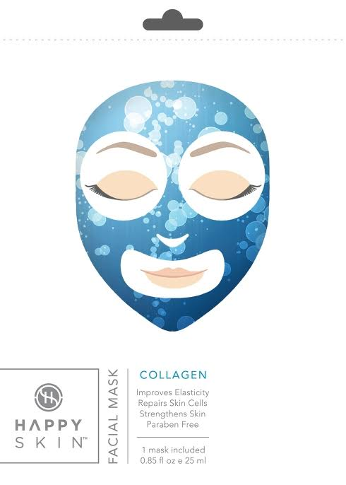 Happy Skin Collagen Facial Mask - 25ml