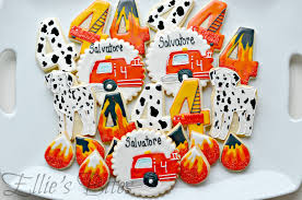 Firetrucks And Dalmatians | Ellie's Bites Decorated Cookies Fireman Birthday Cookies Fire Truck Firehose House Custom Decorated Kekreationsbykimyahoocom Your Sweetest Treats Home Facebook Firetruck Cookie What The Cookie Cfections Time Ambulance Police Emergency Vehicles How To Make A Cake Video Tutorial Veena Azmanov Cake For Ewans 2nd Birthday From Mysweetsfblogspotcom Scrumptions Spray Rescue Ojcommerce Have The Best Fire Truck Theme Party Thebluegrassmom