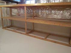 Basement Storage Shelves Woodworking Plans by How To Make A Basement Storage Shelf Basement Pinterest