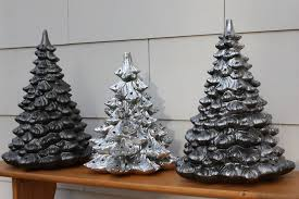 Heirloom Ceramic Christmas Tree Desecration Lets Face The Music
