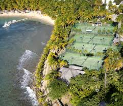 Curtain Bluff Resort All Inclusive by Coaching By Former World 1tracy Austin At Curtain Bluff Antigua U0027s