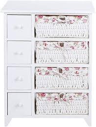 zoternen aufbewahrungsmöbel kommode mit 8 schubladen aufbewahrungsboxen aus stoff abnehmbar nachttisch für badezimmer wohnzimmer schlafzimmer