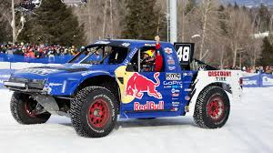 100 Redbull Truck Driver Profile Ricky Johnson Red Bull Frozen Rush 2016 YouTube