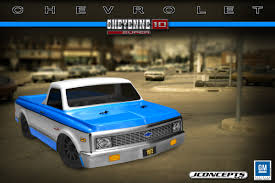 1972 Chevy C10 - Scalpel Speed Run Body | JConcepts Axial Scx10 110 Rc Crawler Toyota Hillux Body Crawlers Lvadosierracom 475 Combo Lift Suspension Upgrading The Bodywheelstires On Arrma Kraton Big Squid Rc Amazoncom Maisto Harleydavidson Custom 1964 Chevy C10 Truck Of The Week 9222012 Traxxas Stampede Truck Stop 51 Gmcchevy Stepside Pickup Bodies And Parts 1972 Scalpel Speed Run Jconcepts Vaterra Pickup V100 S 4wd Brushed Rtr 1986 Chevrolet K5 Blazer Ascender Rock 2018 Silverado Vs Ford F150 Comparison Test Review Making A Cheap Look More To Scale 4 Steps 53 Body On Helion Invictus Monster At New