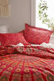 Urban Outfitters Bedding by Urban Outfitters Magical Thinking Tapestry Medallion Rd Rouge
