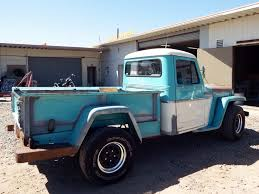 1946-1964 Willys Jeep Pickup Truck ~ Roadkill Customs Stinky Ass Acres Willys Rat Rod Offroaderscom 1952 Willys Jeep Truck Youtube 1958 Pickup 1948 Truck Classic Trucks All Makes And Models Pinterest Jeep Amazoncom Frolics Cj5 Wagoneer Jeepster Gladiator Interior 1955 4wd Paint Historical Hlight The Print Ad The Heritage 1950 Blog Dump Ewillys Swapping A Wagon Onto Wrangler Yj Chassis