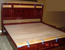 Woodworking Plans For Platform Bed With Storage by Platform Bed Woodworking Plans Important Steps For Getting Began