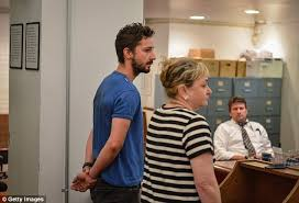 Sofa King Snl Shia Labeouf by Shia Labeouf Arrested In Georgia For Public Drunkenness Daily