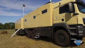 100 Expedition Trucks UNICAT Vehicles MD75HMBWT69 MAN TGS 26540 6X6 YouTube
