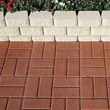 16x16 Red Patio Pavers by 63 Best Driveway Walkway U0026 Patio Images On Pinterest Facades