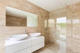 100 Marble Walls Nice Modern Bathroom Marble Walls