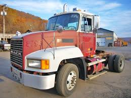 100 2000 Trucks For Sale Mack CH612 Single Axle Day Cab Tractor For Sale By Arthur