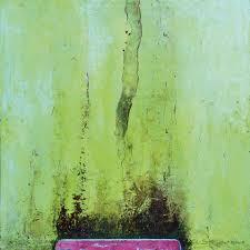 peinture contemporaine résurgence 3 toile abstraite de dominante