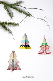 Gumdrop Christmas Tree Challenge by 10 Days Of A Kid Made Christmas Washi Tape Trees
