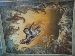 David Alfaro Siqueiros Murales Y Su Significado by Sacrificio De Los Niños Héroes De Gabriel Flores García Vida De