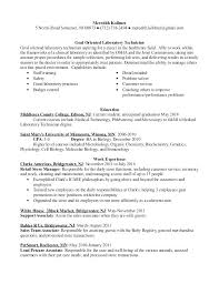 Biology Resume Examples Microbiology Lab Assistant Postdoc Samples