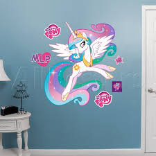 Fathead Princess Wall Decor by My Little Pony Wall Decals Roselawnlutheran