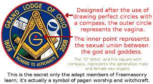 Freemasonry A Luciferian Beacon
