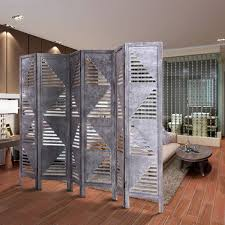 Lesure 6 Panel Room Divider
