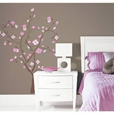 ROOMMATES RMK1555GM Spring Blossom Peel Stick Giant Wall Decal