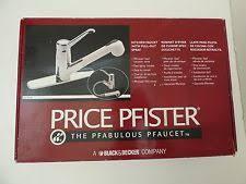 Pfister Ashfield Kitchen Faucet by Price Pfister Kitchen Faucet Ebay