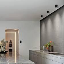serien lighting cavity s led ceiling light spotlight