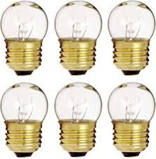 6 pack 15 watt decorative a15 incandescent light bulb medium e26